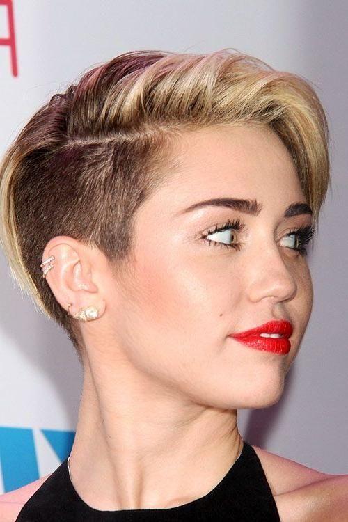Miley Cyrus Frisur Schneiden Yskgjt Com