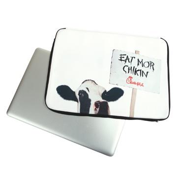 Chik-fil-A Laptop cover