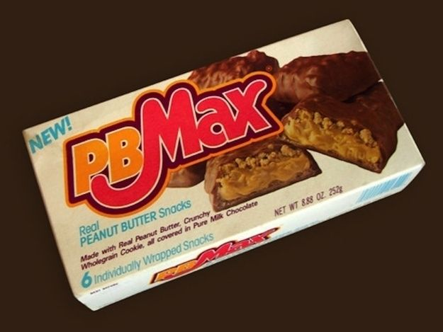 PB Max: | 35 Foods From Your Childhood That Are Extinct Now