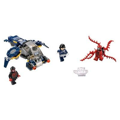 Lego Super Heroes Carnage Shield Attack 76036