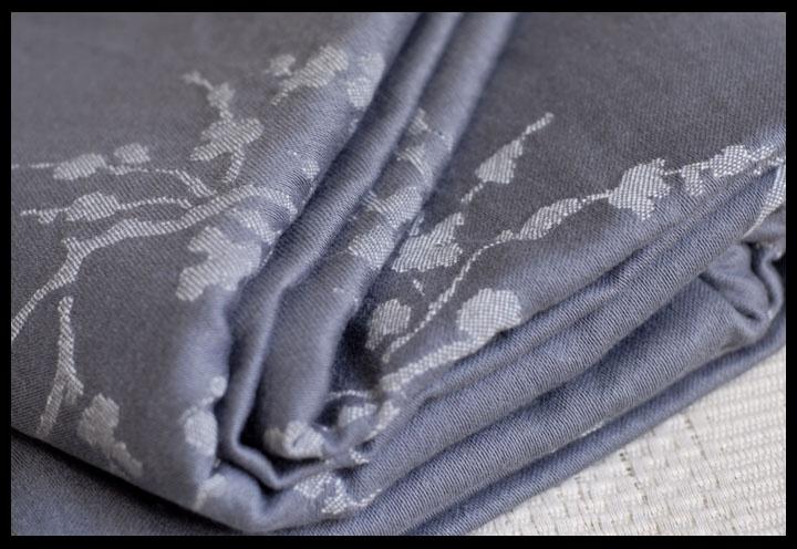 Natibaby Grey Wool Swallows