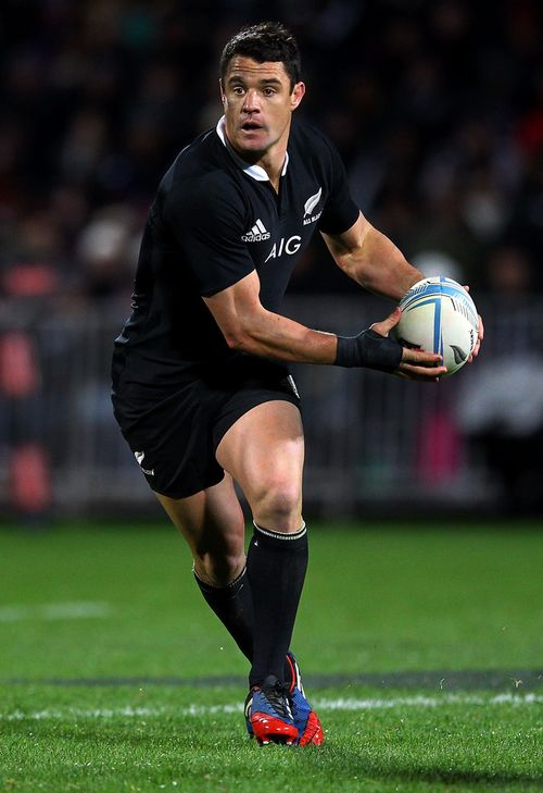 dan carter I love rugby
