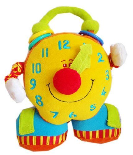 50 Best Teaching Clocks For Baby And Toddler Images On