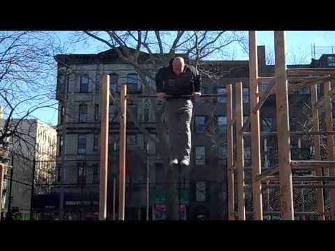 Muscle Up Tutorial Video