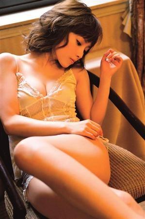 アルファルファモザイク - 【画像あり】元モー娘。 安倍なつみ(30) 写真集発売