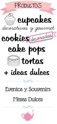 All You Need Is Cupcakes!: nosotras