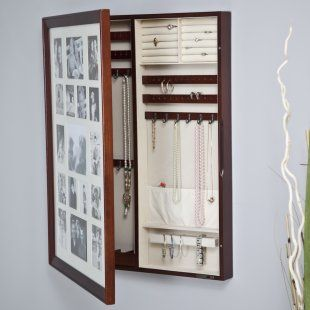 Jewelry armoire - not necessarily this one, but something like this.