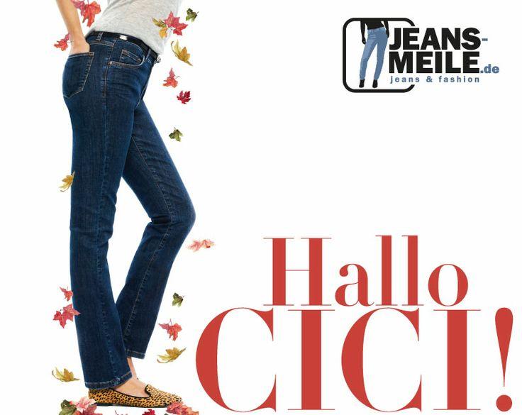Die Cici von Angels in ist eine super moderne Damenjeans. Diese leichte 5-Pocket-Jeans verfügt über eine normale Leibhöhe, helle Nieten an den Hosentaschen, eine Stickerei auf den Gesäßtaschen sowie einen Reißverschluss.Auch die Cici Jeans ist hinten ein wenig Höher geschnitten und sitzt somit ideal und bietet ein rundum angenehmes Tragegefühl. Dies unterstreicht wunderbar die weibliche Figur. http://www.jeans-meile.de/angels-jeans-cici