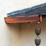 Don't have a gutter, but want to enjoy a rain chain? Now you can hang a rain chain and enjoy the soothing and beautiful effect of rainfall cascading down it, even if you don't have gutters on your house. Great for that corner or doorway that collects a lot of runoff. Hang a rain chain outside a window or wherever you want. Attaches to the fascia easily with basic tools; all parts are included! (but not the tools)