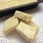 Milk Toffee the Scottish Tablet only 4-Ingredients