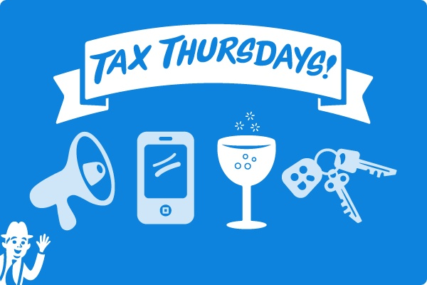 Entertaining a client at a snazzy bar? Taxman says your expenses might NOT be deductible.