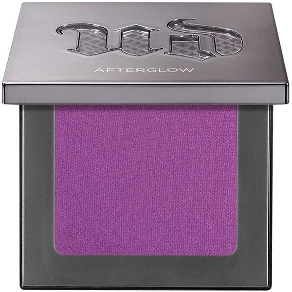 Urban Decay Afterglow 8-Hour Powder Blush - Colour Bittersweet ($28) ❤ liked on Polyvore featuring beauty products, makeup, cheek makeup, blush, urban decay, creamy blush, urban decay blush and powder blush