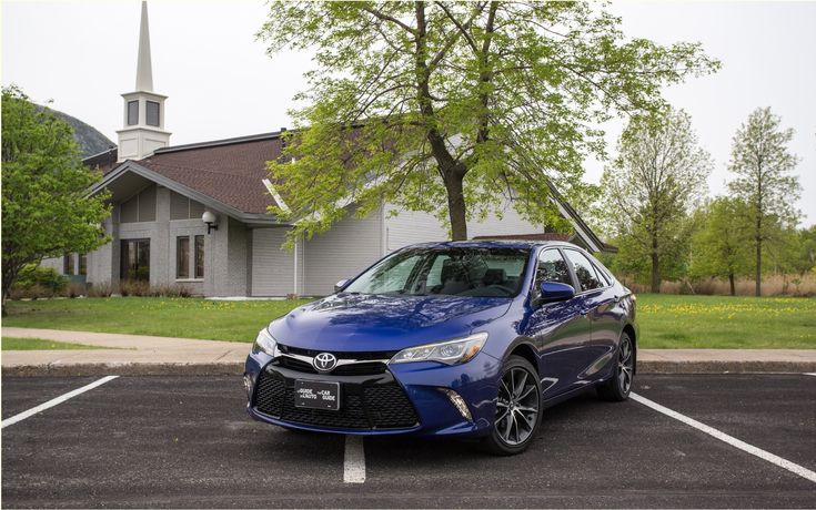 As published in the 2016 Auto GuideThere is not so long, the Camry was recognized for its appearance at least discrete, its reliable mechanical and sanitized conduct. But since competition was increasingly fierce in this category and to satisfy the great Toyota boss wanted the most exciting Toyota, the designers decided in autumn 2014 to make a significant revision.   #2016 Toyota Camry 2016: Sporting Ambitions? #auto #autoes #car #cars guide #motors #The Car Guide Online G