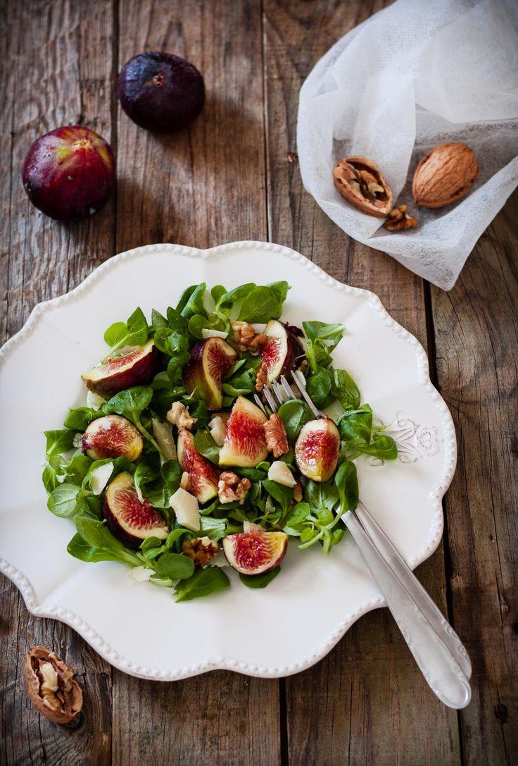 insalata valeriana e fichi (5)