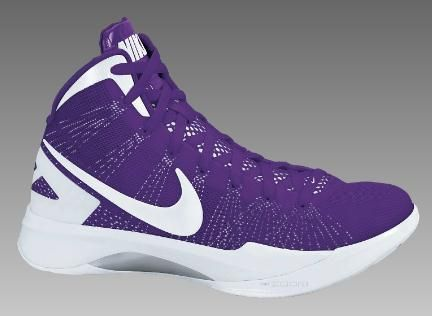 girls basketball shoe  nike picture | Nike Zoom Hyperdunk 2011 (Team) Women's Basketball Shoe2