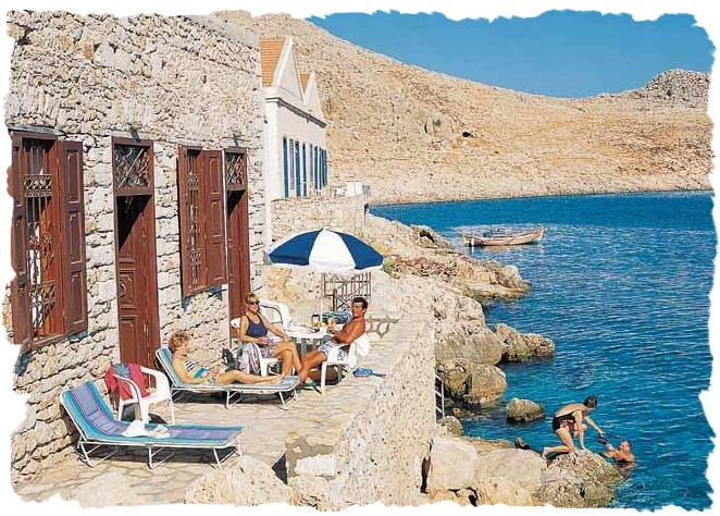 Halki, Greece.