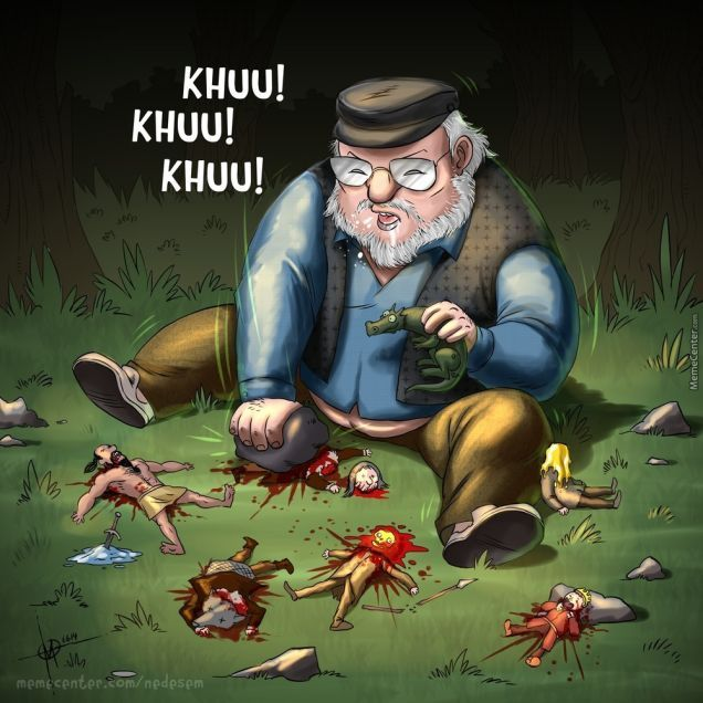 The Entirety Of Game Of Thrones Summed Up In One Perfect Illustration