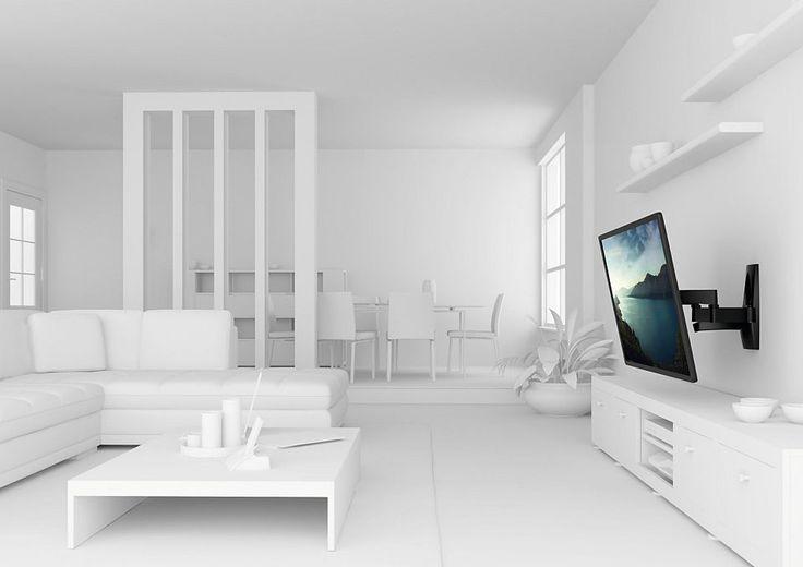 vogel´s® TV-Wandhalterung »WALL 2250« schwenkbar, für 81-140 cm (32-55 Zoll) Fernseher, VESA 400x400 Jetzt bestellen unter: https://moebel.ladendirekt.de/wohnzimmer/tv-hifi-moebel/tv-halterungen/?uid=26e3b42c-9c0e-5179-a81c-1b145a47f129&utm_source=pinterest&utm_medium=pin&utm_campaign=boards #tvhalterungen #wohnzimmer #halterungen #tvhifimoebel