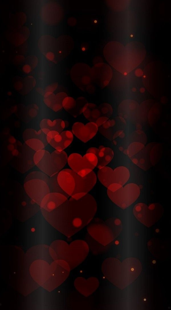 Pin By Monica Martinez On Phone Backgrounds Heart Iphone Wallpaper Pretty Phone Wallpaper Red Wallpaper