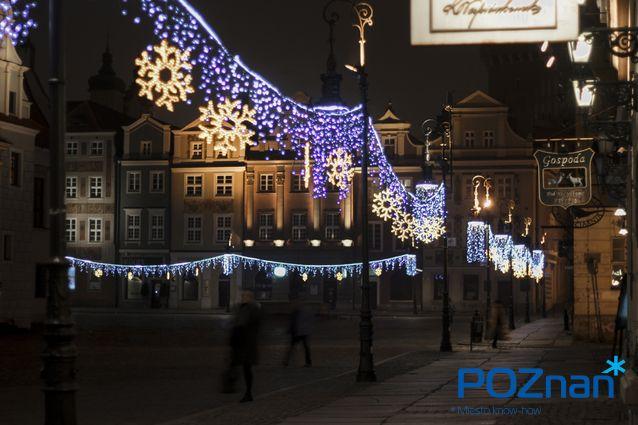 [fot. W. Błaszczyk] #poznan #christmas