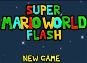 Super Mario World Flash   juegos de mario bros - jugar online