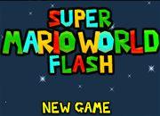 Super Mario World Flash | juegos de mario bros - jugar online