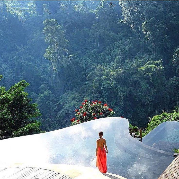 Ubud Hanging Garden of Bali Photo Credit: @jaimiesullivan