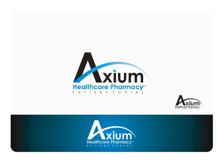 Innovative Healthcare Pharmacy Logo for Patient Portal by newseason