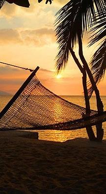 See you next year, MINDORO!!!!  Sunset at Aninuan Beach Resort