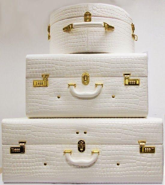 17 Best Images About Girlie Luggage On Pinterest Vintage