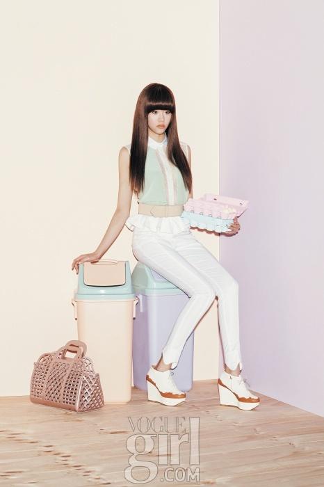 소녀의 달콤한 일상 :: Vogue Girl