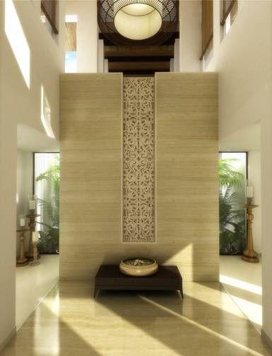 Rosewood Resort, Bahrain designed by Samuel Creations