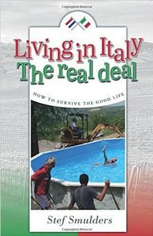 Memoirs about moving to Italy and setting up a B&B