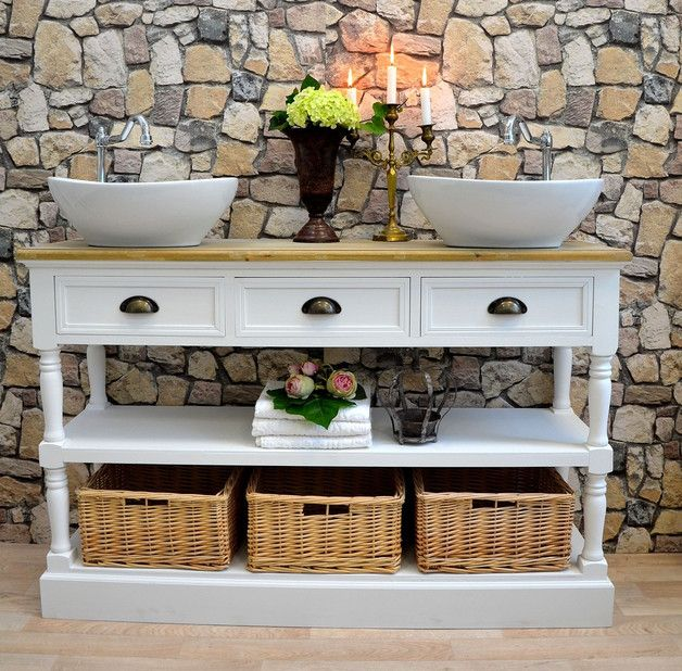 die besten 25 kommode zum waschtisch ideen auf pinterest. Black Bedroom Furniture Sets. Home Design Ideas