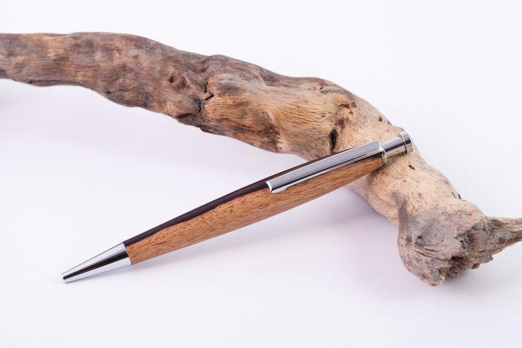 Holz-Klick-Kugeschreiber-Camatillo