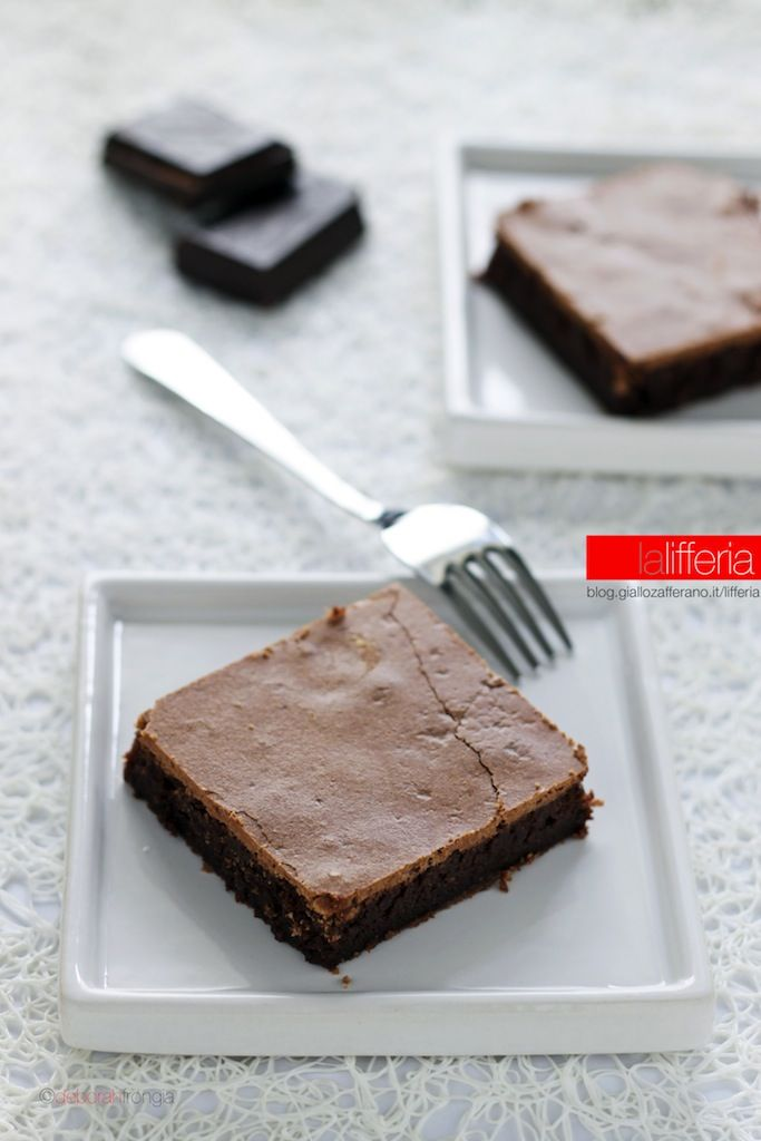 Torta cioccolatina - Senza glutine