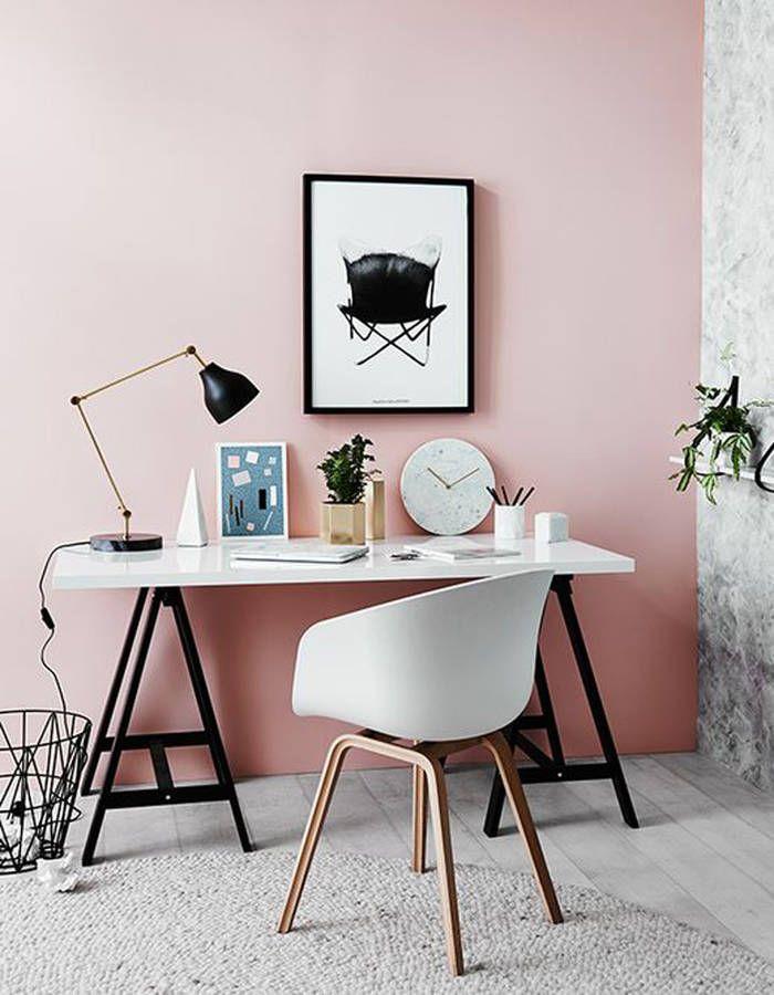 Nos idées pour sublimer son bureau  - Elle Décoration