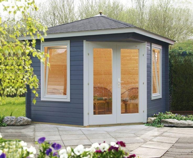 Unique Holzhaus Bausatz Einzelt r mit Fenster EUR Rechnungskauf m glich Mit dem Haus k nnen Sie den Platz in ihrem Garte