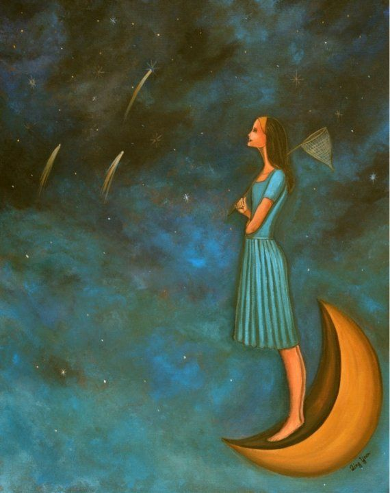 To Catch a Falling Star by Ting Yuen $39.00