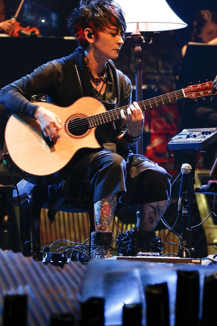 #VAMPS #KAZ #VampsLive2016 Additional Show - ACOUSTIC DAY - @Maihama Amphitheater [Sep 20]