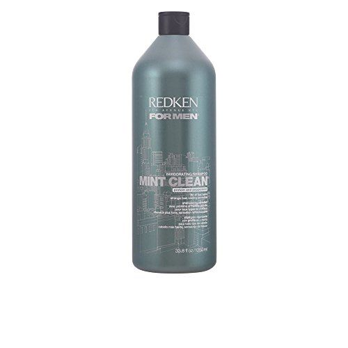 Mint Clean Shampoo Men Shampoo by Redken 338 Ounce -- See this great product.