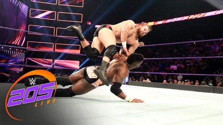 How IMPRESSIVE is Cedric Alexander on WWE Network's WWE 205 Live?!?