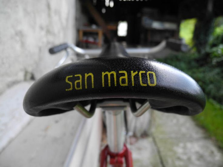 saddle corsaire 313 san marco | Flickr - Photo Sharing!