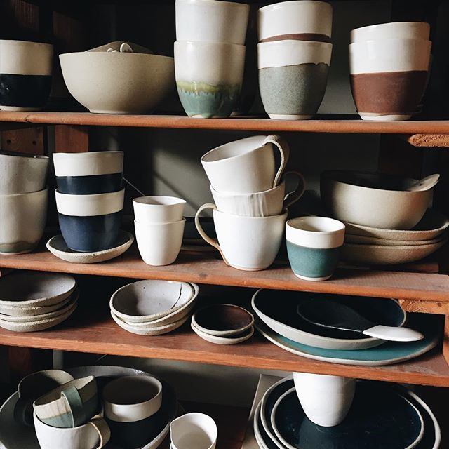 Cupboards are overflowing so time for another sample sale! Over the Easter long weekend I'll be posting lots of samples and seconds over on my dedicated sales account @kwceramics_sale .. stay tuned!