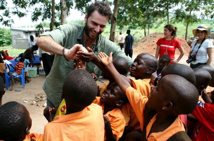 Εθελοντική αποστολή στη Γκάνα / copyright Vicky Markolefa / ActionAid