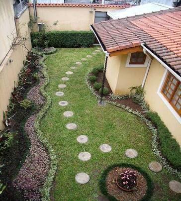 Resultado de imagem para paisagismo e jardinagem residencial