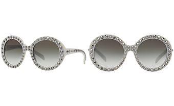Prada Sunglasses, PRADA PR 29QS 56 ORNATE