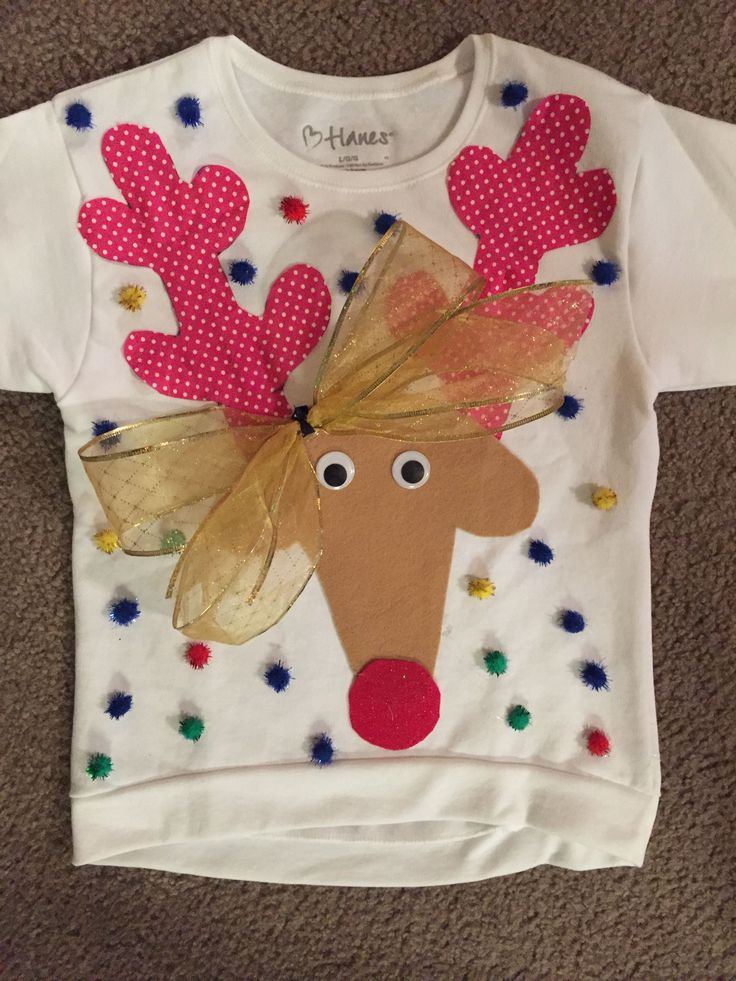 Cute ugly Christmas sweater! christmas Cute Sweater