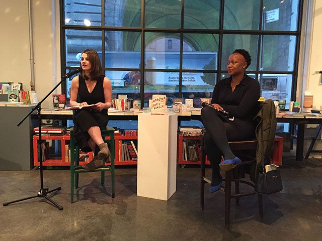Julie Buntin was at Powerhouse Bookstore to discuss Marlena, her debut novel about female friendship, and she discussed the midwest, wealth disparity, and female friendships.