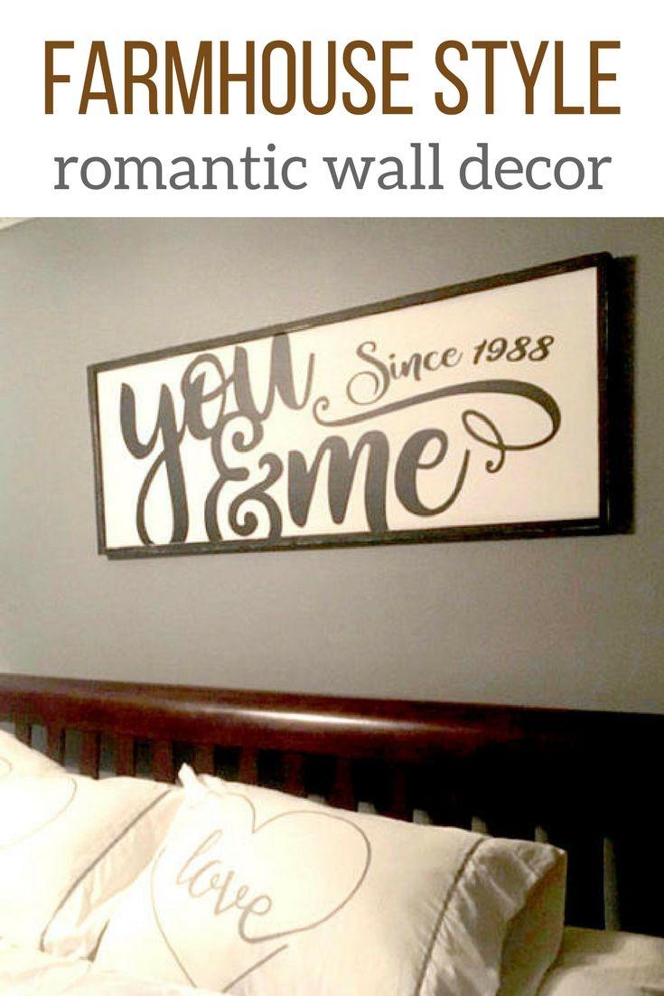 You Me Wood Sign Bedroom Wall Decor Translate To Thai Wall